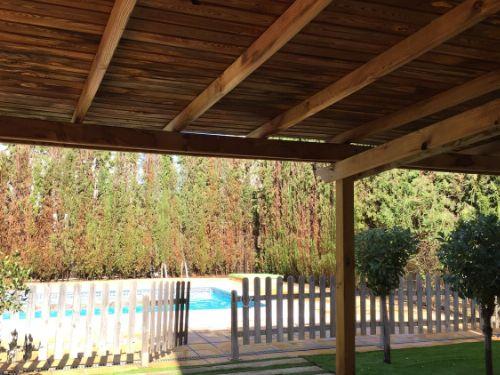 Chalet independiente en Cortijo del Aire, Loma Verde