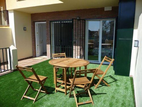 Apartamento con terraza en El Albaicín