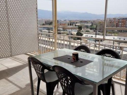 Vivienda con terraza en el centro de Granada