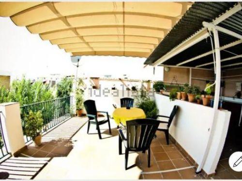 Casa con gran terraza en el Albaicín