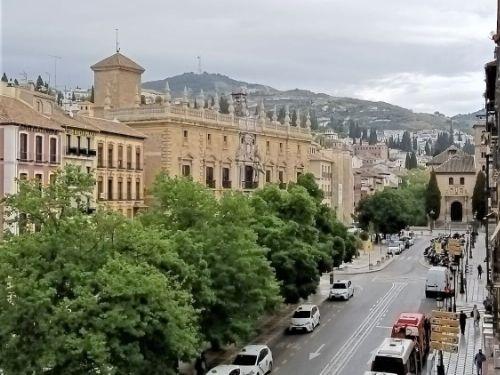Ideal vivienda en el centro de Granada