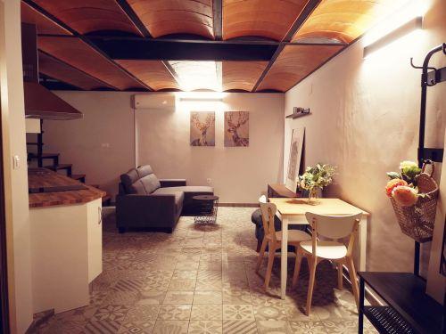Casa amueblada en el Albaicín
