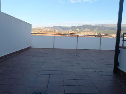 Precioso ático con gran terraza en Armilla