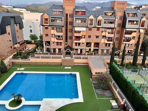 Magnífico piso en Altos del Serrallo
